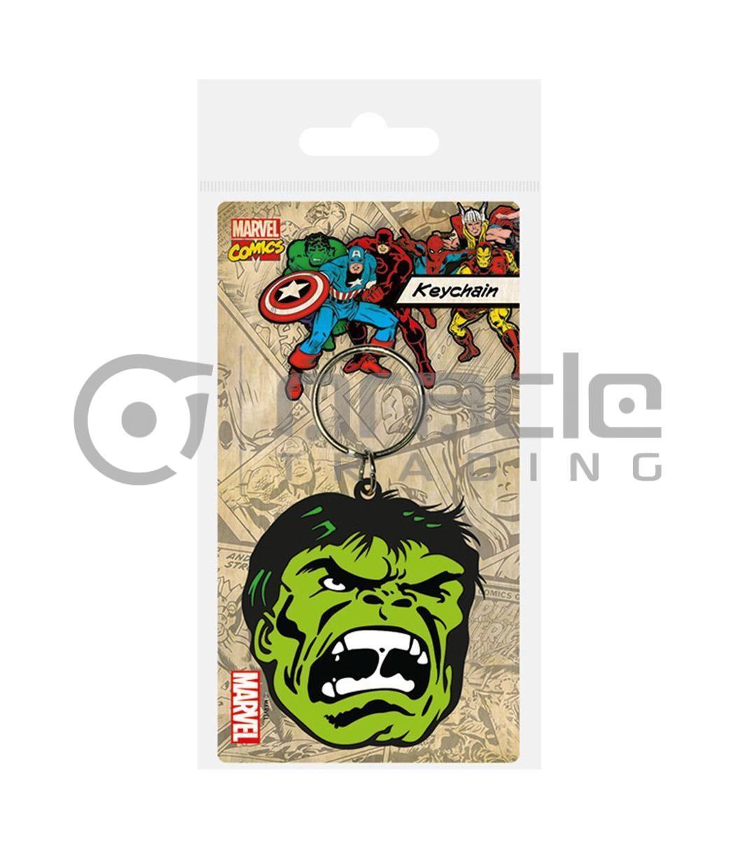 Hulk Keychain