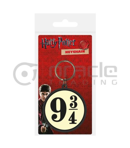 Harry Potter Platform 9 & 3/4 Keychain