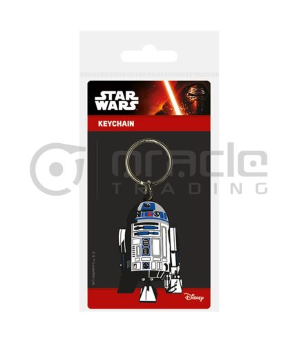 Star Wars Keychain (R2D2)