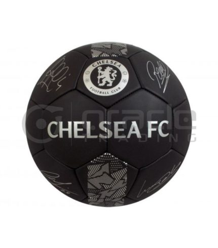 Chelsea Large Soccer Ball - Signature
