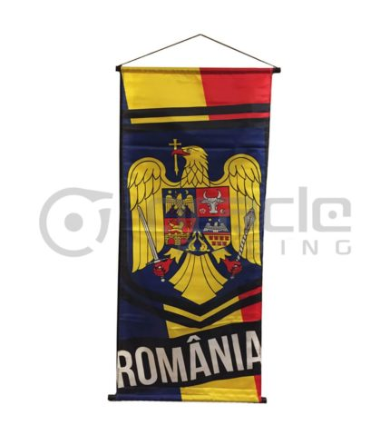 Romania Large Banner