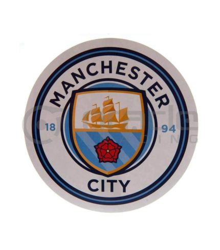 Manchester City Large Sticker