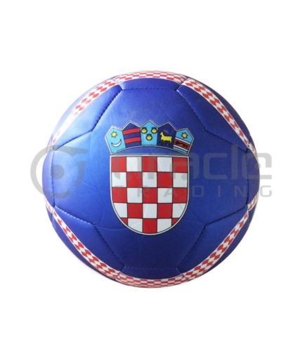 Croatia Large Soccer Ball