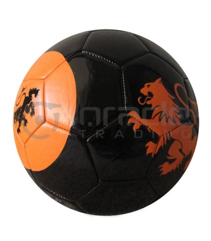 Holland Large Soccer Ball - Black
