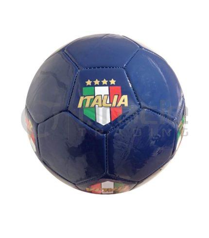 Italia Large Soccer Ball - Blue