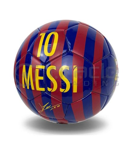 Messi - Barcelona Large Soccer Ball
