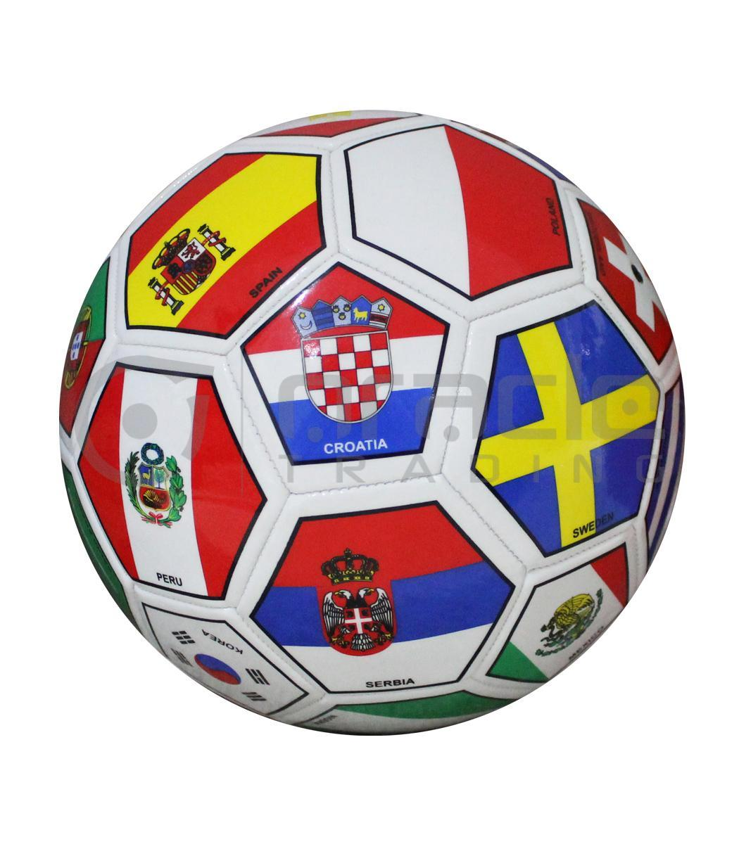 2018 World Cup Soccer Ball - 32 Country | Oracle Trading Inc.