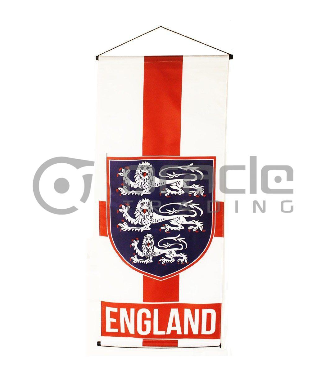 England Large Banner