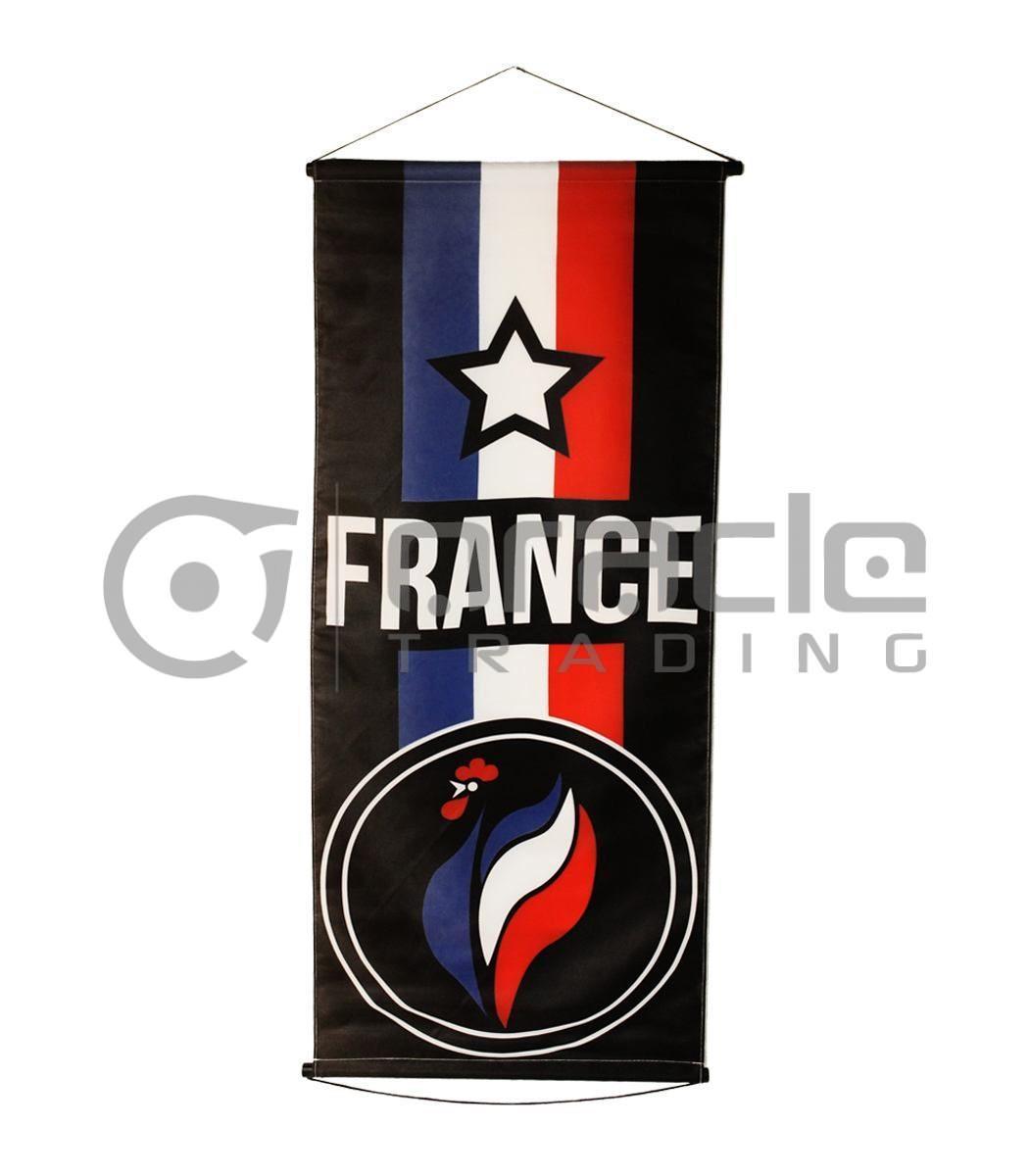 France Large Banner