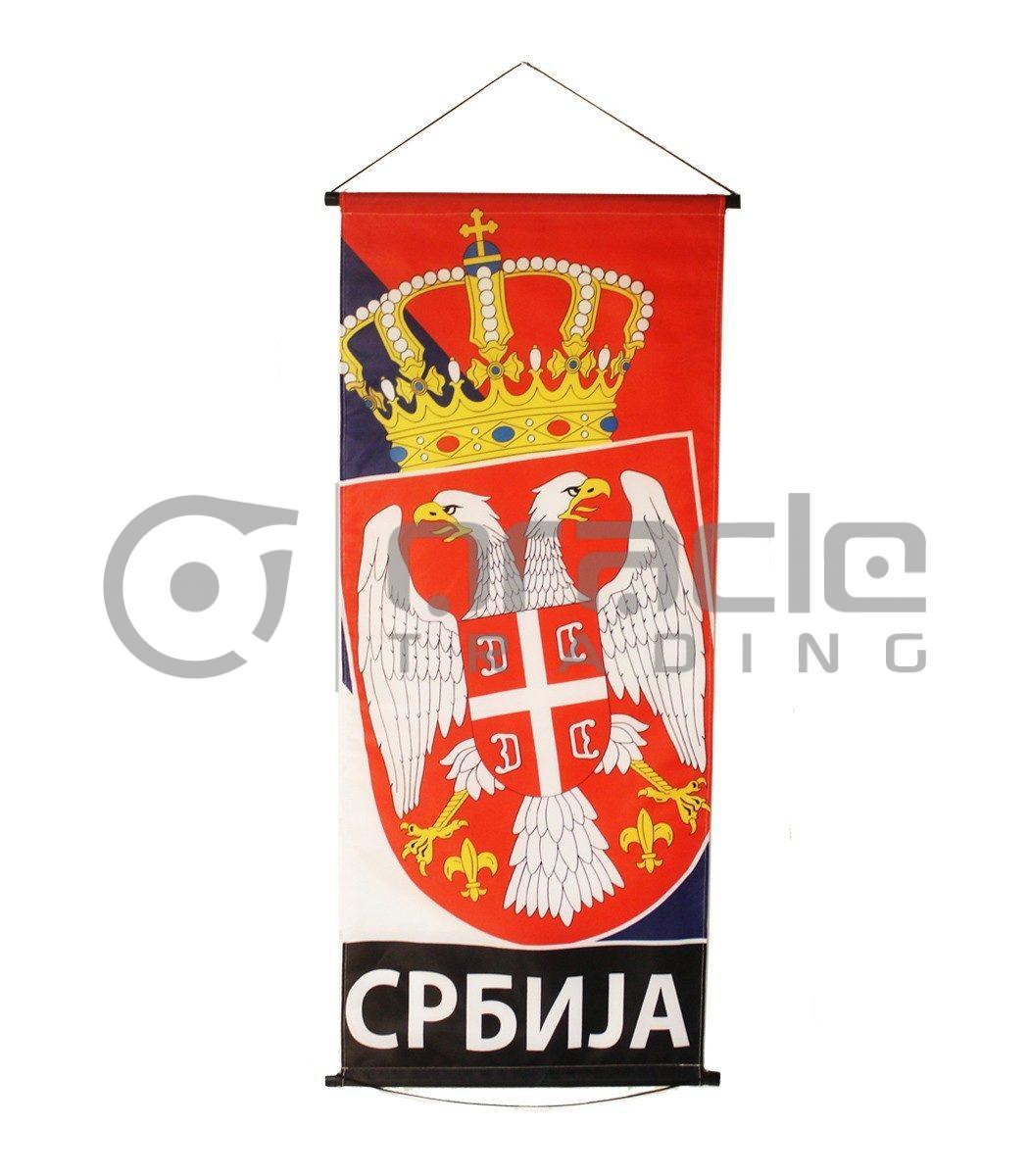 Serbia Large Banner