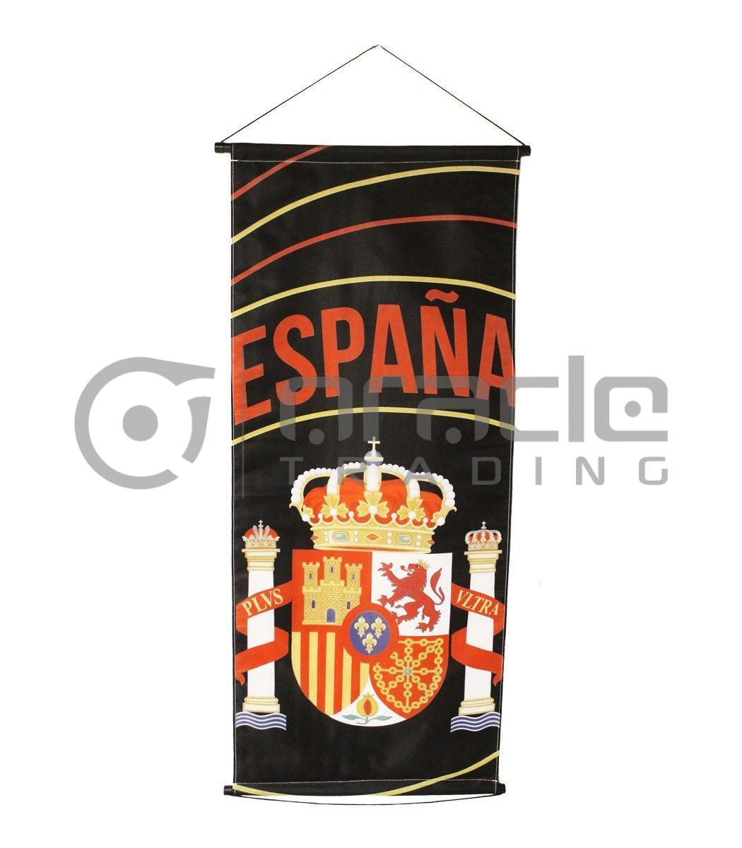 Spain Large Banner