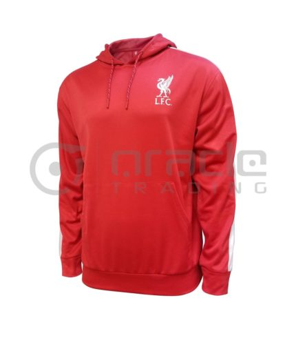 Liverpool Pullover Hoodie (Adults)