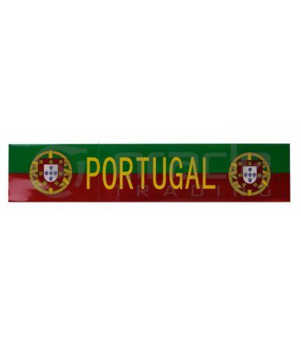 Portugal Long Window Decal