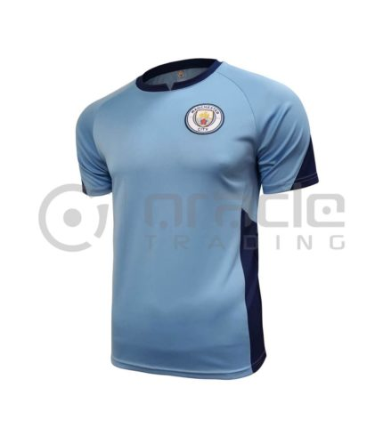 Manchester City Premium Soccer Shirt (Adults)