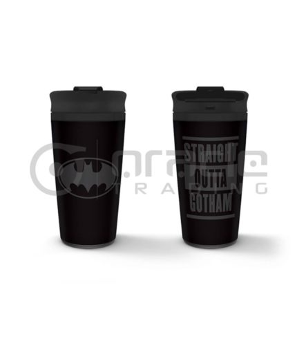 Batman Metal Travel Mug