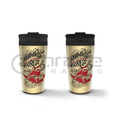 Harry Potter Metal Travel Mug - Hogwarts Express