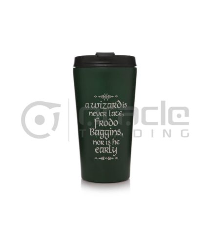 Lord of the Rings Metal Travel Mug