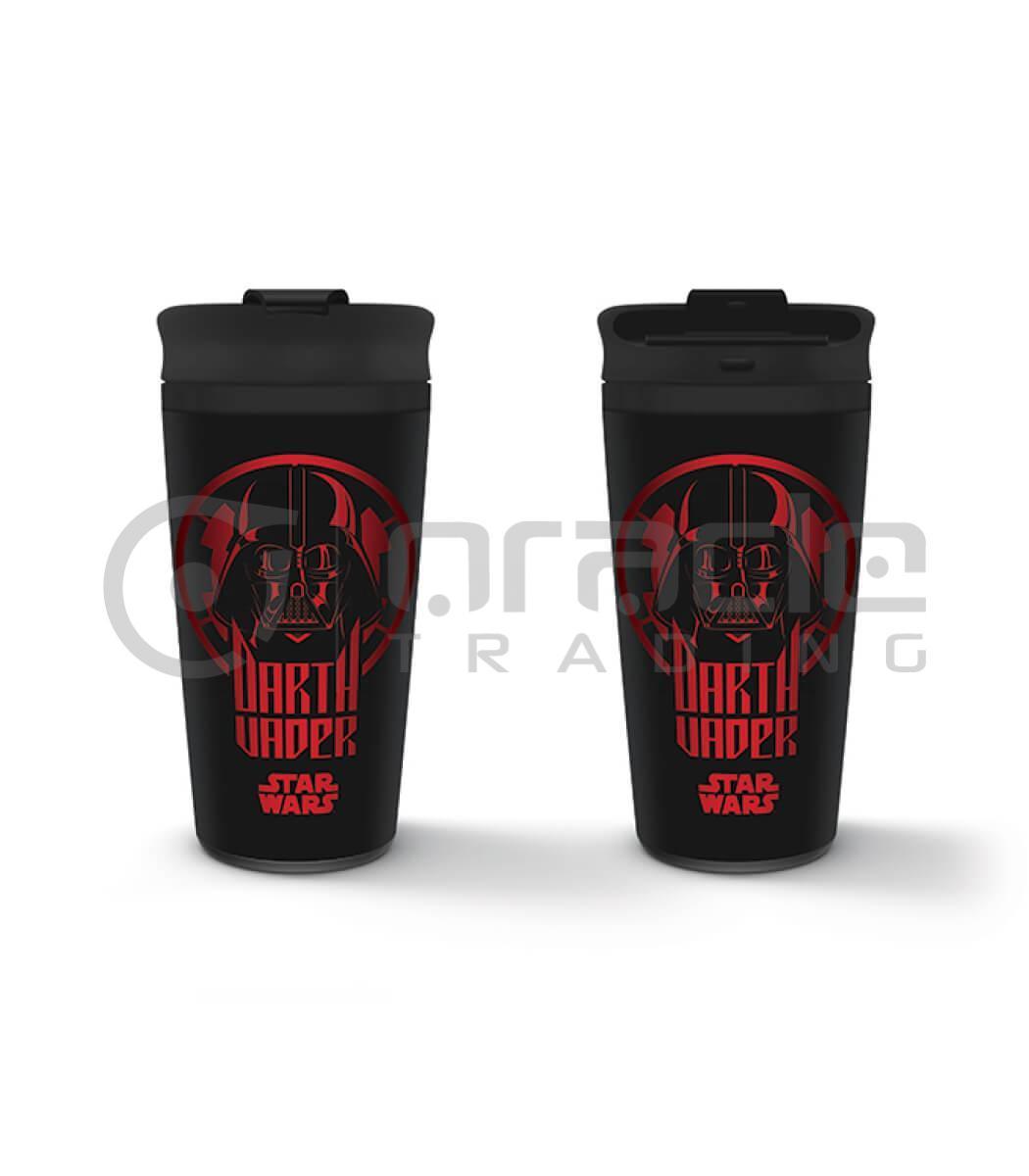 Star Wars Metal Travel Mug - Darth Vader