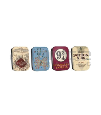 Harry Potter Mini Tins Set