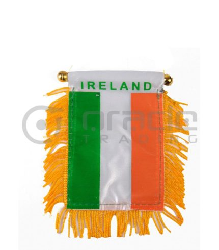 Ireland Mini Banner