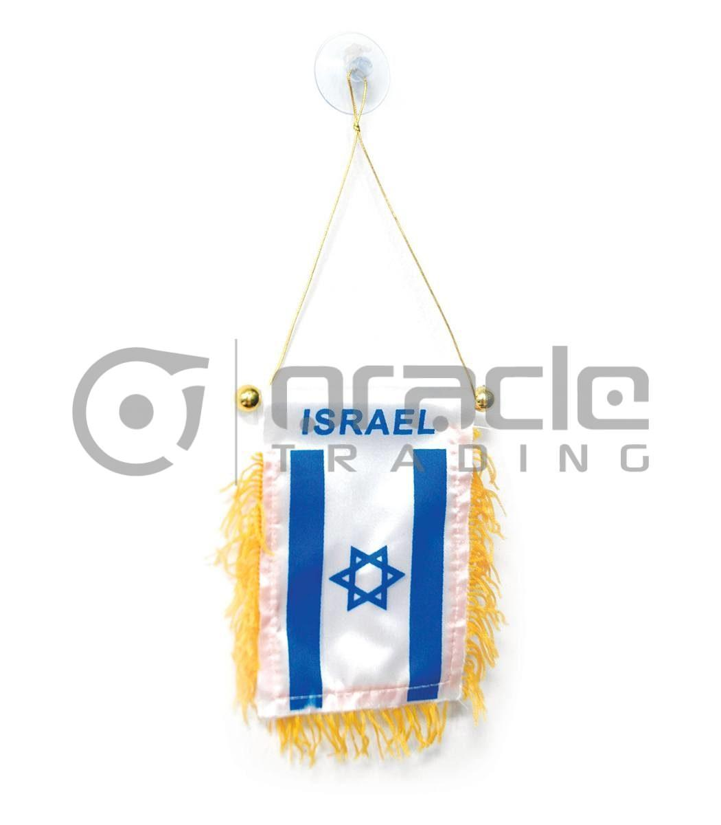 Israel Mini Banner