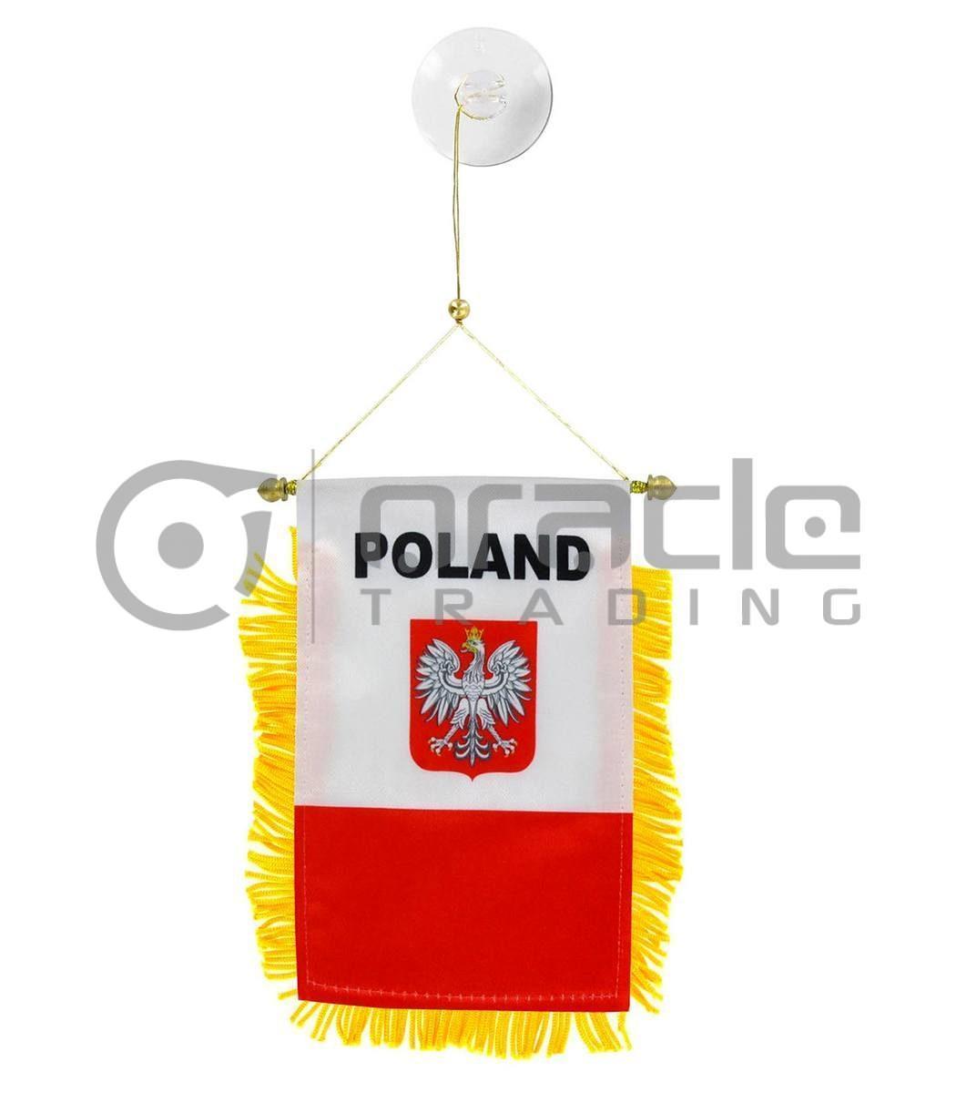 Poland Mini Banner