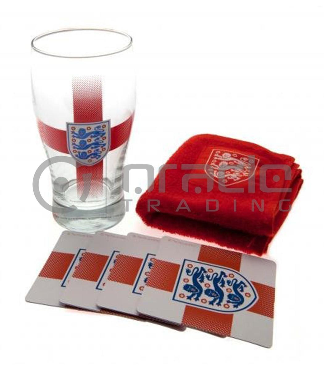 England FA Mini Bar Set