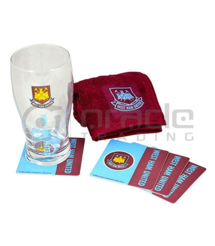 West Ham Mini Bar Set