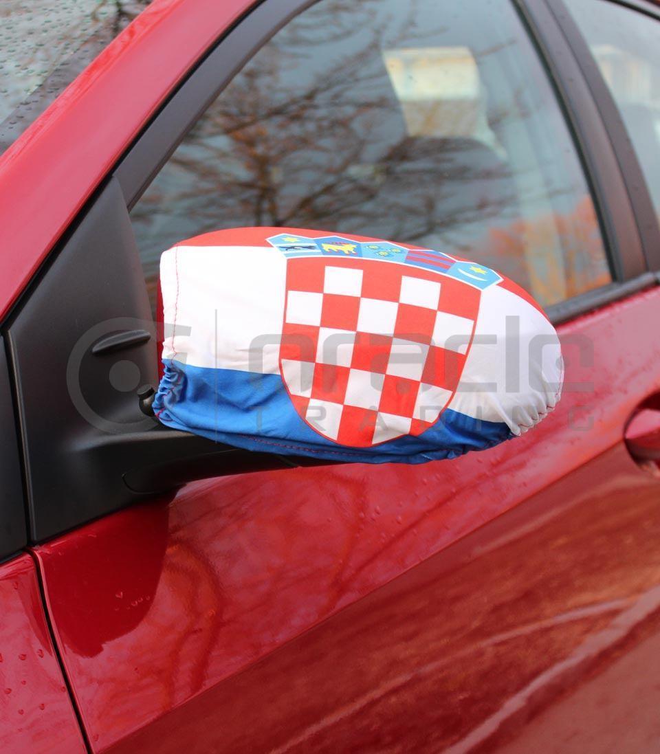 Croatia Mirror Cover Set