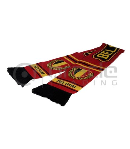 Belgium Knitted Scarf