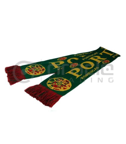 Portugal Knitted Scarf