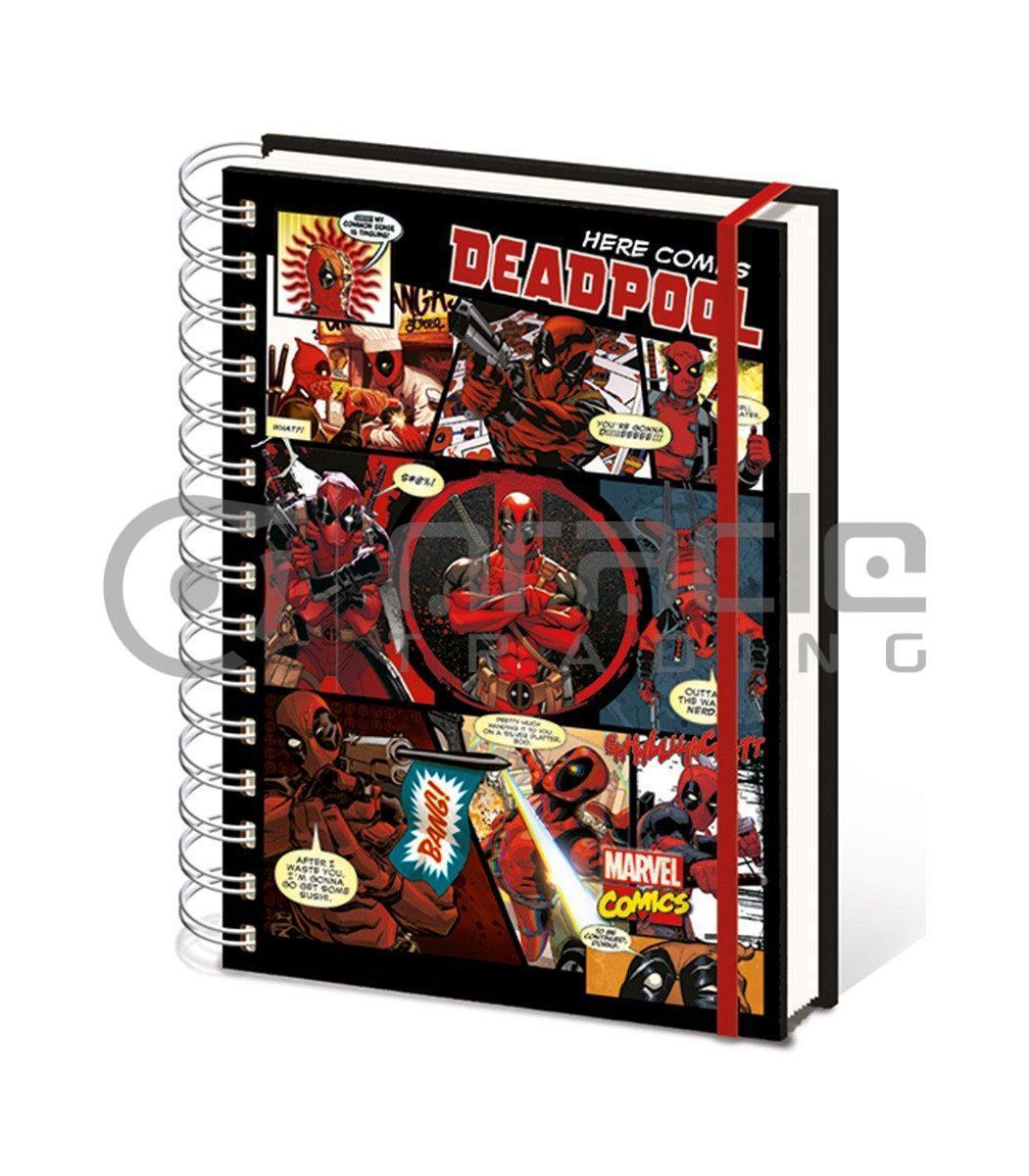 Deadpool Notebook