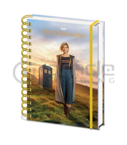 Doctor Who Notebook - 13th Doctor
