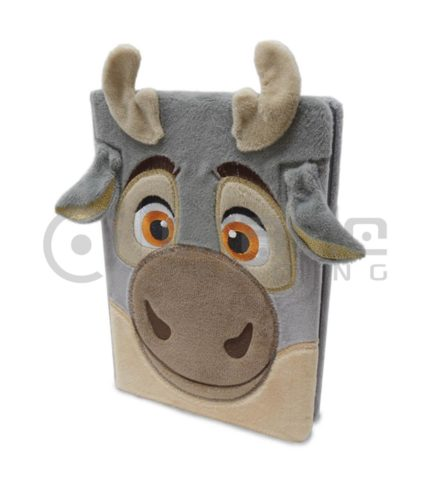 Frozen Baby Sven Furry Notebook (Premium)