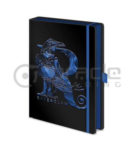 Harry Potter Notebook - Ravenclaw (Premium)