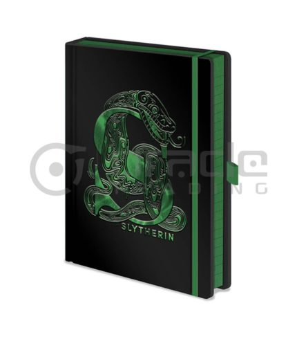 Harry Potter Notebook - Slytherin (Premium)