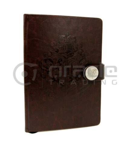 Harry Potter Notebook - Hogwarts Logo (Premium)