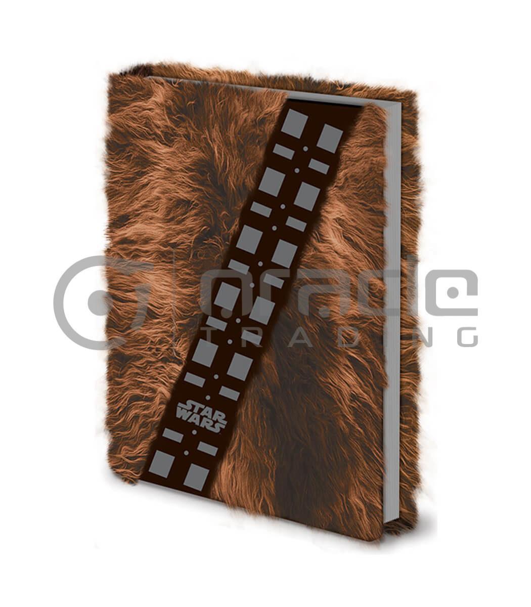 Star Wars Chewbacca Furry Notebook (Premium)