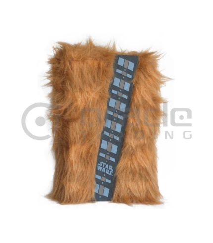 Star Wars Chewbacca Furry Notebook (Premium)