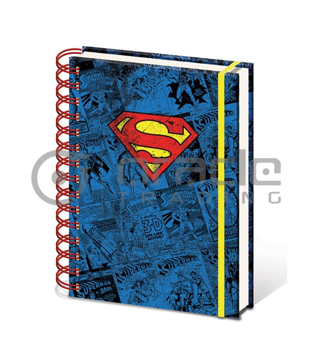 Superman Notebook