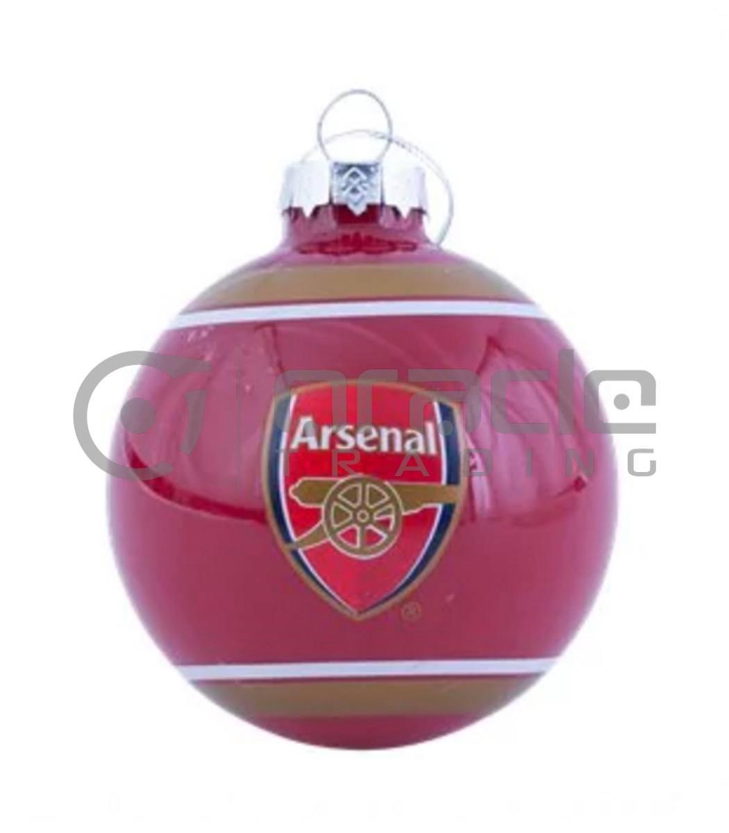 Arsenal Christmas Ornament