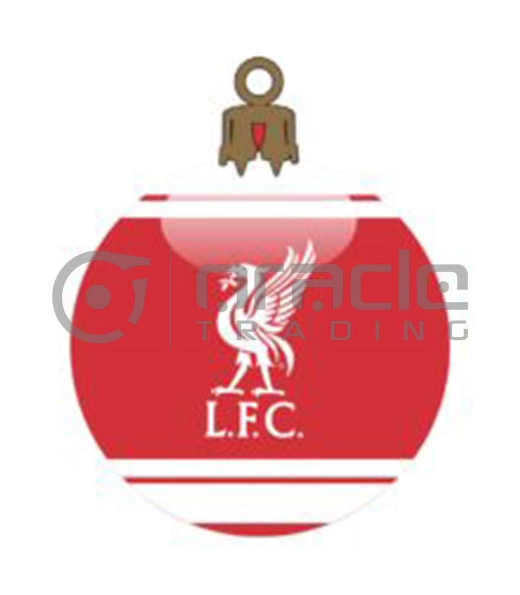 Liverpool Christmas Ornament