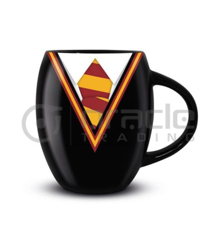 Harry Potter Oval Mug - Gryffindor Uniform