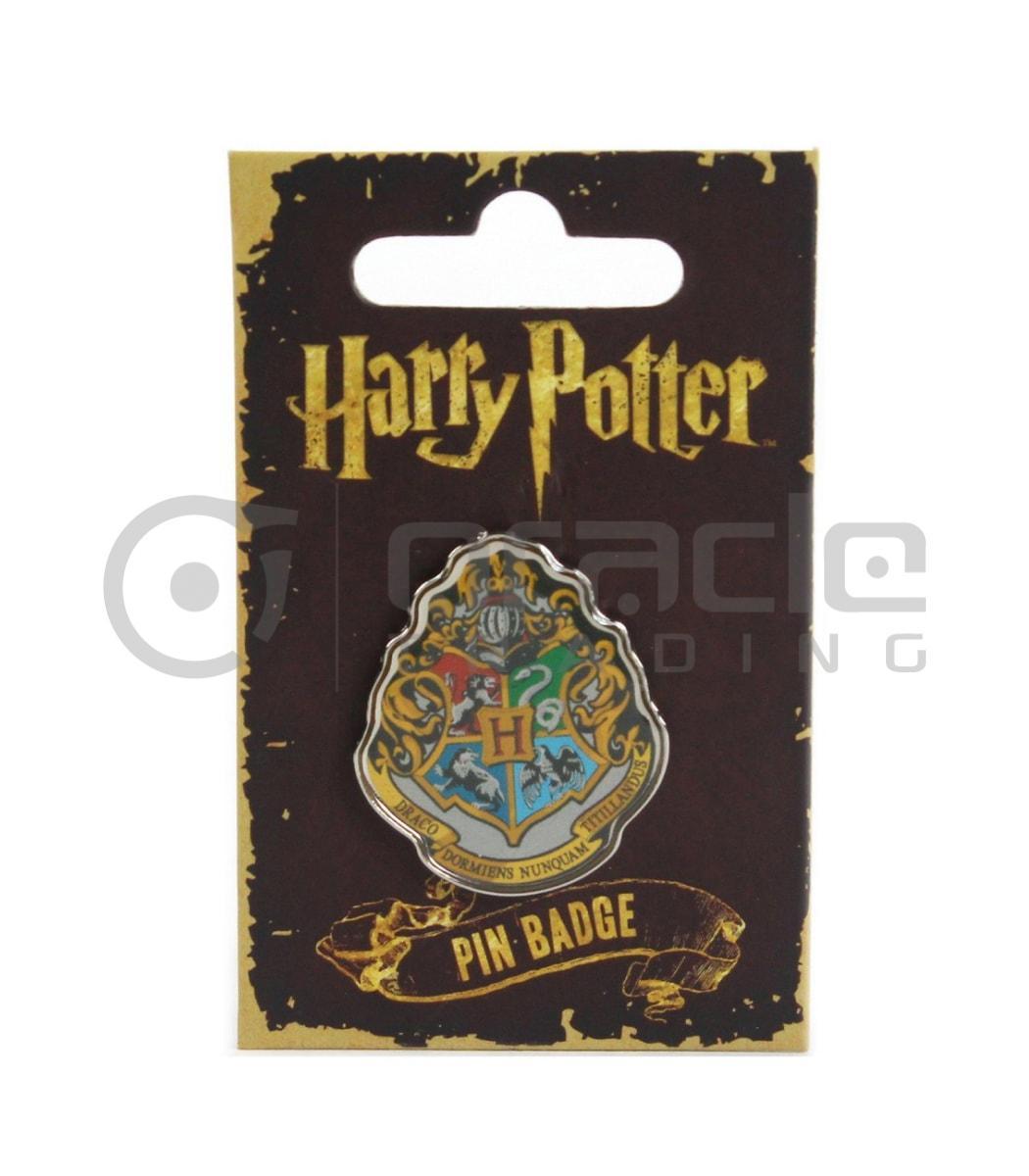 Harry Potter Pin Badge - Hogwarts