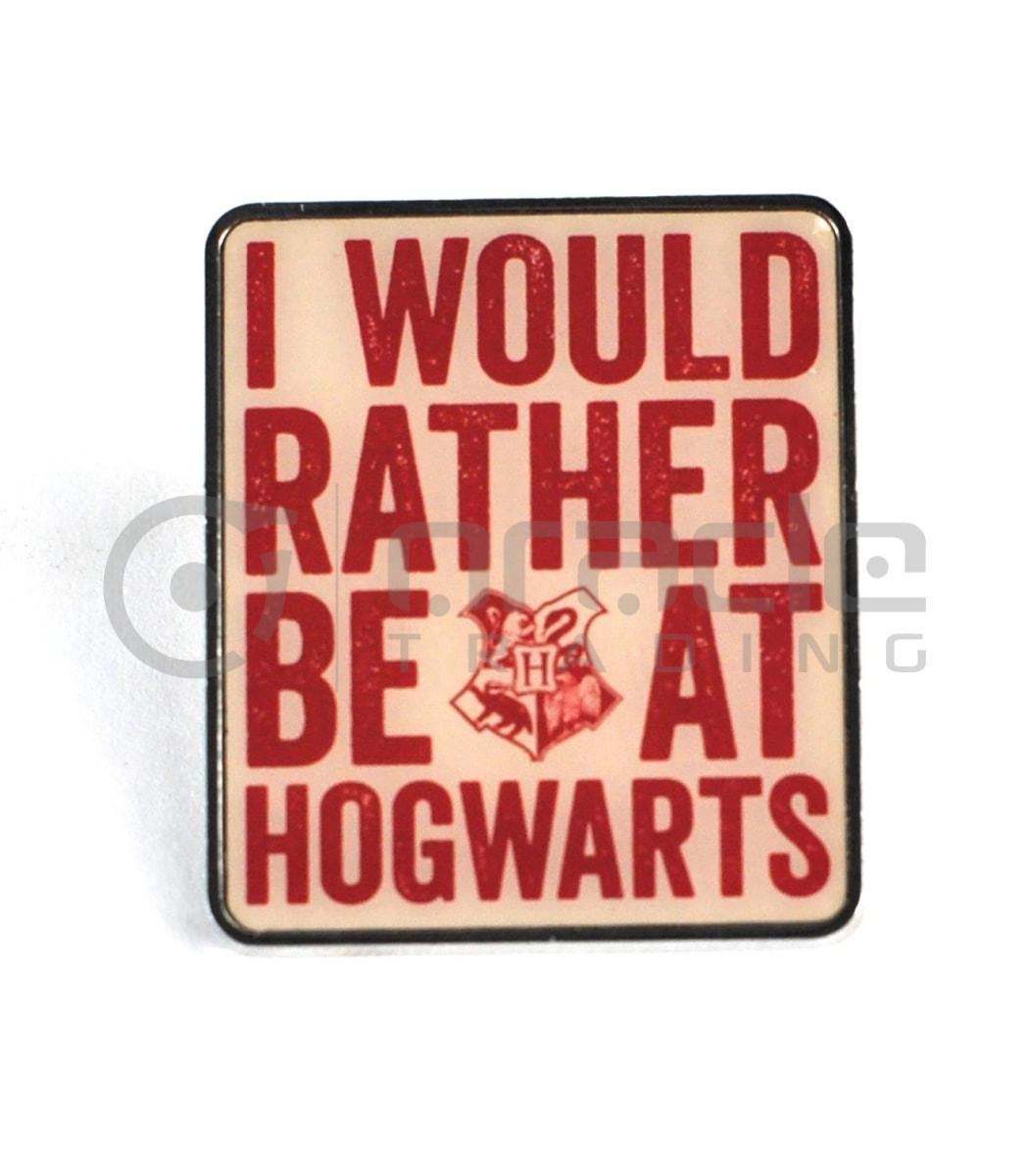 Harry Potter Pin Badge - Slogan