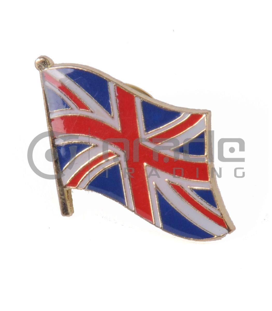 UK Lapel Pin (United Kingdom)