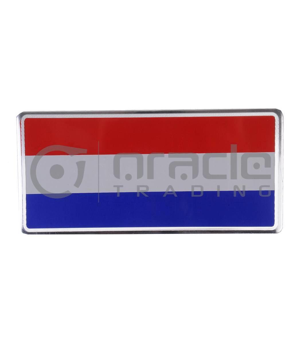 Holland Plate Sticker (Netherlands)