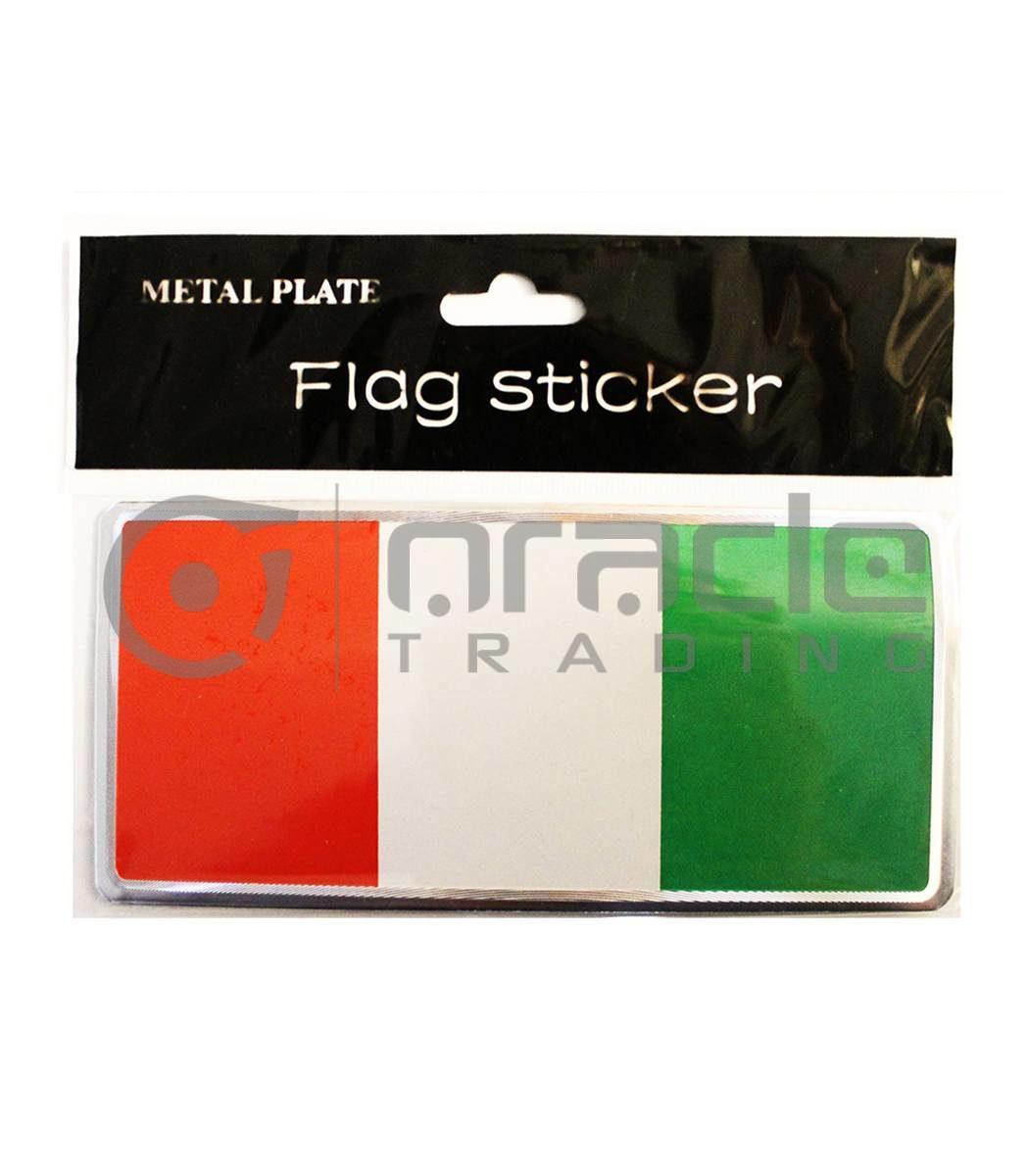 Italia Plate Sticker