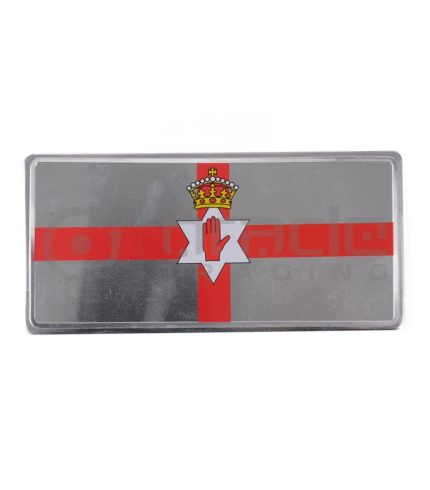 Northern Ireland Plate Sticker