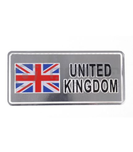 United Kingdom Plate Sticker (UK)